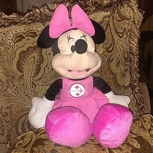 Minnie Mouse Steelers Mascot